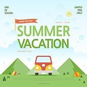 여름, 상업이벤트 (사건), 연례행사 (사건), 세일 (사건), 팝업, 타이포그래피 (문자)