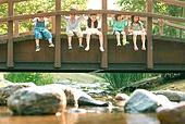 한국인, 어린이 (인간의나이), 어린시절, 계곡, 여름방학, 여름, 호기심