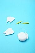 치아 치아건강 치실
