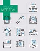 의료 아이콘
