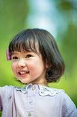 한국인, 어린이 (인간의나이), 소녀, 미소, 밝은표정, 행복, 행복 (컨셉)