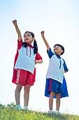 한국인, 어린이 (인간의나이), 유치원생, 여름방학, 장난치기 (감정), 플레이, 유아교육, 자신감