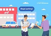운전, 예절 (컨셉), 범죄 (사회이슈), 주차, 응급서비스직업 (직업), 소방서