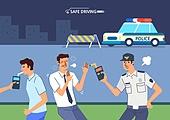 운전, 예절 (컨셉), 음주운전, 음주측정 (체포), 음주운전 (사회이슈), 범죄, 경찰 (응급서비스직업)
