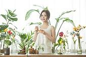 한국인, 성인여자 (여성), 뷰티, 의료성형뷰티 (주제)