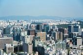 서울 (대한민국), 한국 (동아시아), 도시풍경 (도시), 도시, 도심지, 중구 (서울), 고층빌딩, 고층빌딩 (회사건물)