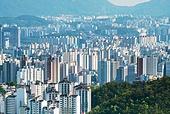 한국 (동아시아), 서울 (대한민국), 도시풍경, 부동산, 아파트, 집 (주거건물), 주택문제