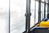 버스, 비 (물형태), 유리, 흐름 (움직이는활동)
