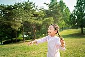 한국인, 어린이 (인간의나이), 초등학생, 유치원생, 여름, 여름방학, 방학, 휴가, 자유, 행복, 행복 (컨셉), 즐거움 (컨셉)