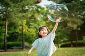 한국인, 어린이 (인간의나이), 유치원생, 여름, 여름방학, 방학, 유아교육, 행복, 즐거움 (컨셉), 재미, 행복 (컨셉)