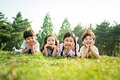 한국인, 어린이 (인간의나이), 초등학생, 유치원생, 유아교육 (교육), 여름방학, 방학, 유아교육