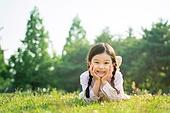 한국인, 어린이 (인간의나이), 초등학생, 유치원생, 유아교육 (교육), 여름방학, 방학, 유아교육, 행복, 즐거움 (컨셉), 기쁨 (컨셉)