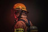 한국인, 소방관, 소방관 (응급서비스직업), 방화, 불, 사고, 불길