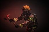 한국인, 소방관, 소방관 (응급서비스직업), 방화, 불, 사고, 불길, 산불 (벌목), 도끼
