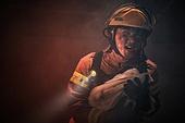 한국인, 영웅, 소방관, 소방관 (응급서비스직업), 방화, 불, 사고재해 (주제), 사고, 사고재해, 긴급 (컨셉), 불길, 구출, 구출 (컨셉), 탈출