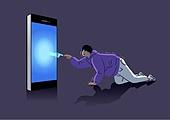 중독, 중독자 (역할), 정신건강, 정신건강 (주제), 스마트폰, 스몸비, 스몸비 (컨셉)