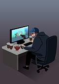 중독, 중독자 (역할), 정신건강, 정신건강 (주제), 게임, 컴퓨터 (컴퓨터장비)