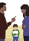 이혼, 부부, 헤어짐, 갈등, 문제 (컨셉), 싸움 (물리적활동), 어린이 (인간의나이)