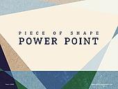 파워포인트, 메인페이지, 재질 (물체묘사), 단순 (컨셉), 패턴