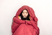 차가움 (컨셉), 감기, 고통, 고역 (컨셉), 겨울