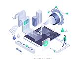 4차산업혁명 (산업혁명), 비즈니스, 기술, 5G, 로봇팔 (로봇)