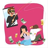 보이스피싱, 보이스피싱 (피싱), 금융, 범죄