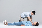 구출 (컨셉), 안전교육 (안전), 긴급 (컨셉), 응급서비스직업 (직업), 안전교육, 응급처치, 심폐소생술, 심폐소생술인체모형, 심장마비, 응급환자