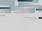 패턴, 하프톤, 도형, 선, 직사각형 (이차원모양)