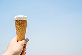 아이스크림, 아이스크림 (달콤한음식), 여름, 폭염, 폭염 (자연현상), 여름 (계절), 소프트아이스크림