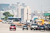 도시풍경 (도시), 서울 (대한민국), 여름, 폭염, 뜨거움 (컨셉), 날씨, 폭염 (자연현상), 여름 (계절), 아지랑이