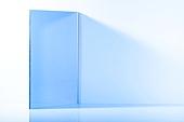 오브젝트 (묘사), 컬러, 색상, 강렬한색채, 아크릴, 투영, 파랑, 파랑배경, 백그라운드