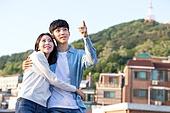 한국인, 청년 (성인), 커플 (인간관계), 데이트