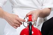 소화기, 진압 (움직이는활동), 화재보험, 사고재해 (주제), 안전교육 (안전), 불, 안전핀