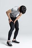 남성, 고통 (컨셉), 건강이상, 허벅지, 근육통 (질병)