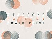 파워포인트, 메인페이지, 패턴, 하프톤, 도형, 선, 도형