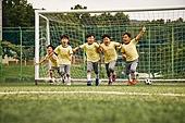 초등학생 (초중고생), 축구, 어린이축구, 축구선수, 팀워크, 친구, 세레모니 (사건)
