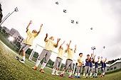 어린이 (인간의나이), 축구, 스포츠트레이닝, 어린이축구