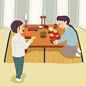 추석 (명절), 명절 (한국문화), 전통문화 (주제), 가족, 함께함 (컨셉), 제사, 제사상