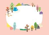 가을, 백그라운드, 풍경 (컨셉), 나무, 동화, 단풍나무 (낙엽수)