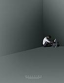 그래픽이미지, 사회이슈 (주제), 왕따 (괴롭힘), 왕따, 스트레스 (컨셉), 한명 (사람의수), 외로움 (컨셉), 폭력 (사회이슈), 학생, 십대 (인간의나이)