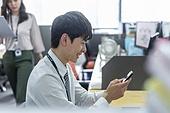 한국인, 비즈니스맨 (사업가), 사무실 (업무현장), 신입사원 (화이트칼라), 신입사원, 인턴 (직업), 인턴