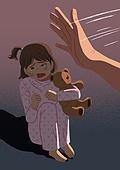 폭력, 가정폭력, 폭력 (사회이슈), 아동학대, 여자아기