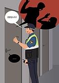 폭력, 가정폭력, 폭력 (사회이슈), 경찰, 신고