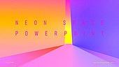 파워포인트, 메인페이지, 네온, 형광색 (색상), 백그라운드, 비현실 (기묘함), 컬러풀 (색상)