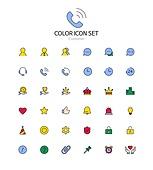 아이콘세트 (아이콘), 라인아이콘, 비즈니스, 업무, 회사, 사무