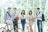 스타트업, 스타트업 (소기업), 사무실, 벤처사업가 (역할), 개성 (컨셉), 미소
