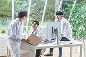 스타트업, 사무실, 벤처사업가 (역할), 비즈니스맨 (사업가), 대화, 비즈니스미팅 (미팅)