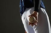 사진, 누끼 (누끼), 스포츠, 야구, 레저활동 (활동), 야구선수, 한국인, 남성, 스튜디오촬영 (실내), 모션