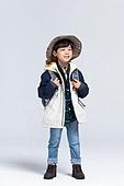 어린이 (인간의나이), 캠핑, 하이킹 (아웃도어), 등산복 (옷), 미소, 즐거움