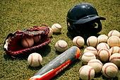 야구, 야구공, 공, 스포츠용품, 야구방망이 (배트), 야구헬멧
